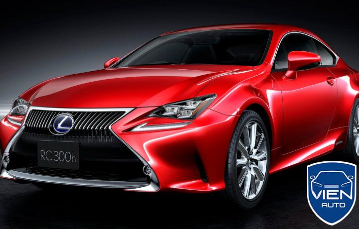 Sửa chữa điện ô tô Lexus