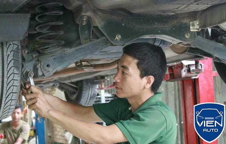 Trung tâm sửa chữa ô tô Lexus uy tín