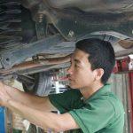 Garage ô tô sửa chữa quận Tân Bình